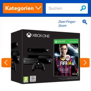 [lokal] Berlin Eiche Toys R US Xbox One + FIFA 14 + Call of Duty Ghost 519€
