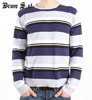 Brave Soul Strick Pullover für 5€ (MBW: 14,99€)