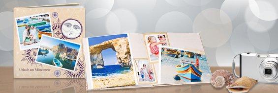 nochmal günstiger: Fotobuch  40 Seiten 27x27cm für 4,65 statt 48,90€ von Pixelnet dank Computerbild-Aktion