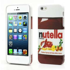 Nutella iPhone 5 Hülle