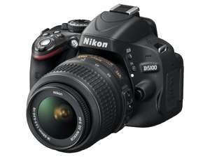 NIKON D5100 18-55mm VR Kit @ Saturn.de ab 377,00 EUR