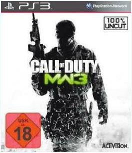 [Lokal] Call of Duty: Modern Warfare 3 und Black Ops | für PS3 und Xbox360 | für je 15€ bei MM Aachen + Umgebung