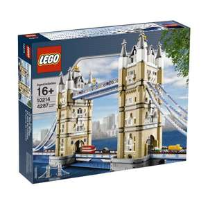 [online] Amazon.fr Warehousedeal (Offres Reconditionnées) LEGO 10214 Tower Bridge
