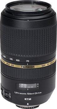 Tamron 70 - 300 mm / F 4,0 - 5,6 SP DI VC USD Canon