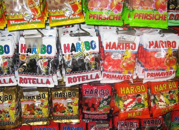 [lokal?] diverse Sorten Haribo 0,59 € @Edeka Herkules