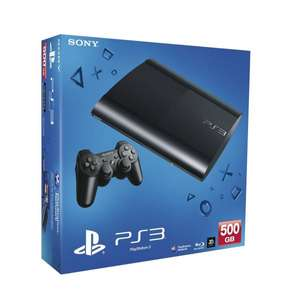 PS3 500GB + The Last Of Us + FIFA 14 + Beyond: Two Souls für 297€ @Amazon.co.uk