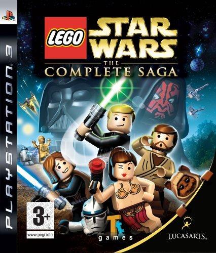 Lego Star Wars: The Complete Saga (PS3/360) für 14,46 €
