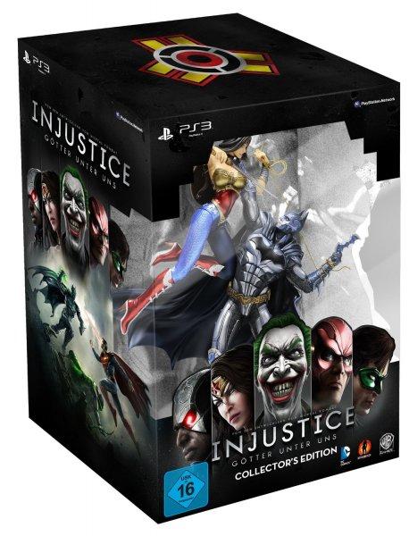 Injustice - Collector's Edition für PS3 & Xbox 360 für je 38,97€ @amazon