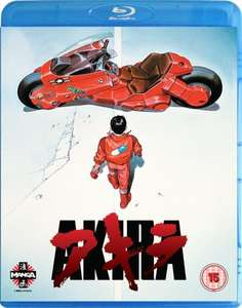 (UK) Akira [Blu-ray] 2 Disks für 7.29€ @ Zavvi
