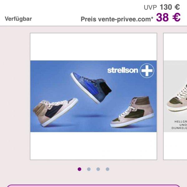 Strellson Sneaker bei vente-privee