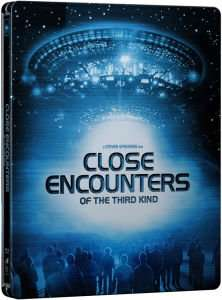 [Blu-ray] Close Encounters of the Third Kind Steelbook für ~ 7,05€ @ zavvi.com (O-Ton)