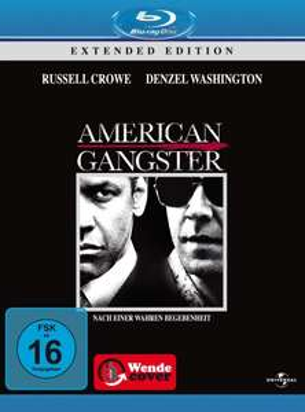 American Gangster Blu Ray 8,99€