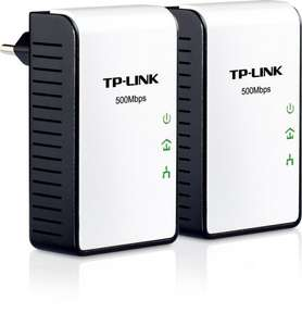 TP-LINK AV500 Mini Powerline Adapter Starter Kit (TL-PA411KIT)