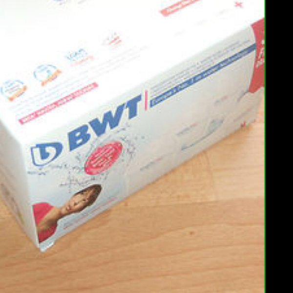 [MM] BWT Wasserfilter 4 Stück 40% unter idealo