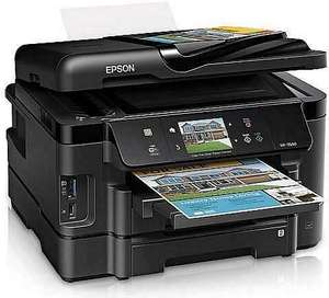 EPSON Tinten-Multifunktionsgerät WorkForce WF-3540DTWF