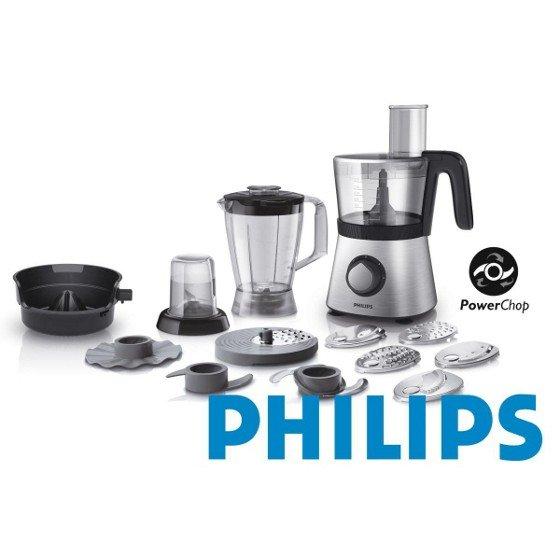 Philips Küchenmaschine HR7769/00 für nur 85€ bei mömax (Gratis Versand)