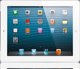 Apple Ipad 4 16gb + 4g mit Vertrag für 25€ im monat