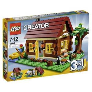 Lego Creator Blockhaus @REAL (offline)