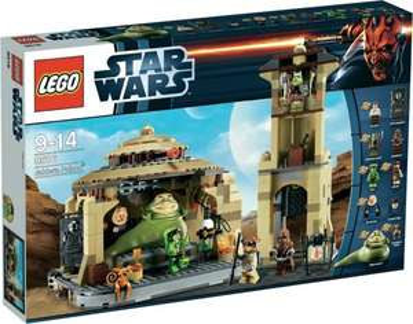 LEGO Star Wars 9516 Jabba's Palace für 88,30 Euro bei digitalo.de