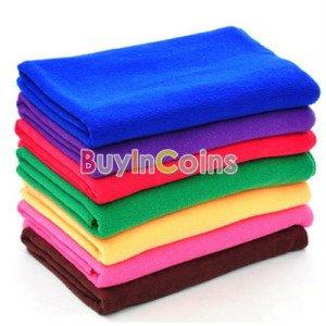 Handtuch aus Bambusfaser