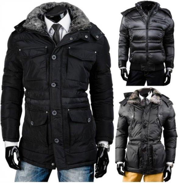 BODY MAN Herren Winterjacke für 29,95€ bei ebay