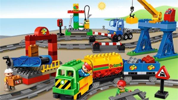 Lego Duplo 5609 Eisenbahnset