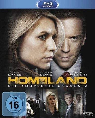 Homeland - Season 2 [Blu-ray] für 29,99 Euro bei Amazon vorbestellen!
