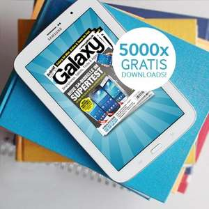 5.000 Digitale Galaxy Life Magazine (Android)