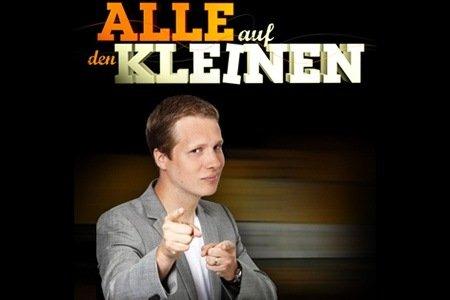 """2 Tickets für die TV-Event-Show """"Alle auf den Kleinen"""" mit Oliver Pocher am 17. oder 22.10. im MMC-Coloneum für 9,90 €"""