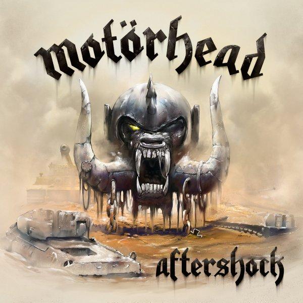 Motörhead - Aftershock (neues Album im Stream)