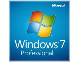 OEM Windows 7 Professional 64Bit für 25,00€ @meinpaket.de