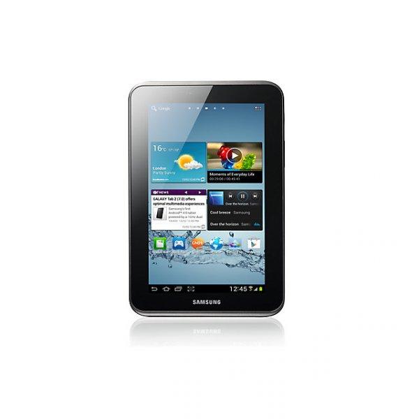 """Lokal (CH) Galaxy Tab 2, 7.0"""", P3110 WiFi, 16GB silver"""