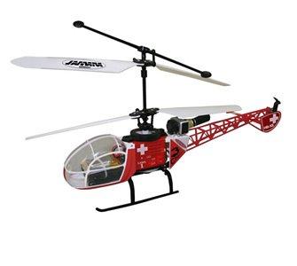 [plus.de] Jamara Lama CH RTF 3-Kanal RC-Helikopter für 41,87€