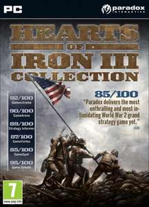 [PC] Hearts of Iron III Collection (Download Version)