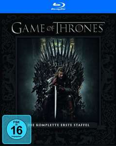 [Amazon] [Blu-Ray/DVD] - Game of Thrones - 1. Staffel (Blu-Ray 14,97 - DVD 9,97)