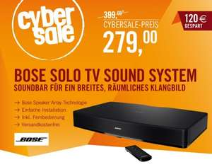 Cybersale - Bose Solo TV System