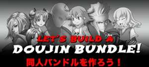 [Steam/DRM-frei] Let's Build a Doujin Bundle 2