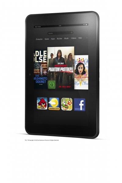 Kindle Fire HD 7 Zoll, 16 GB ab 105,90 €