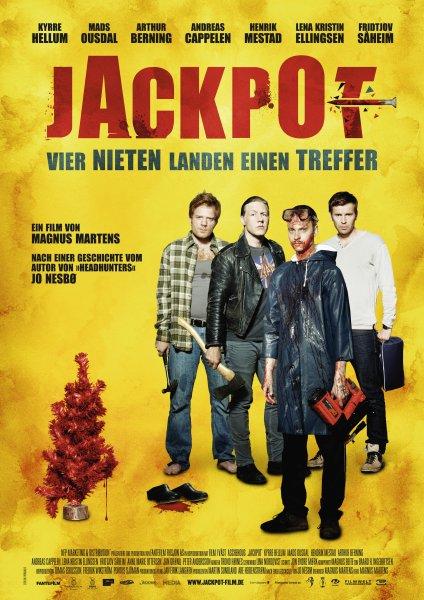 """2. Chance - Fast kostenlos ins Kino zu """"JACKPOT - Vier Nieten landen einen Treffer"""" (Jeder 3. Anruf gewinnt)"""