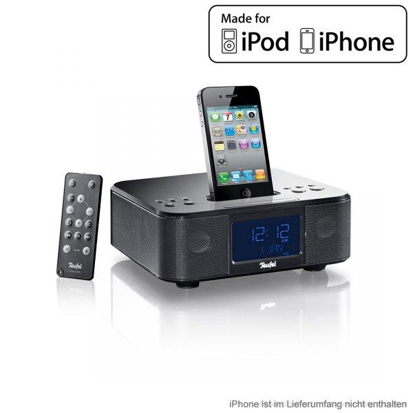 iTeufel Clock v3 iPod Dock Lautsprecher Wecker