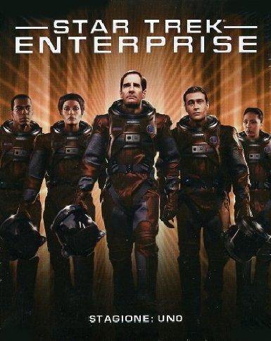 Star Trek - Enterprise (Blu-Ray / Staffel 1 und 2) für EUR 67,84 (inkl. Versand) @amazon.it