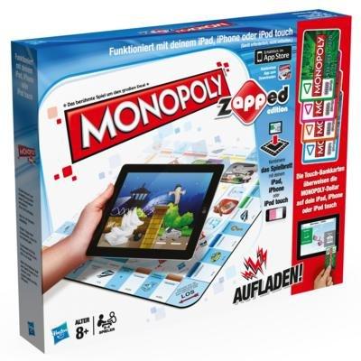 [Amazon Prime] Monopoly Zapped, Spiel des Lebens Zapped ab 14,99€ (ohne Prime ab 17,99€)