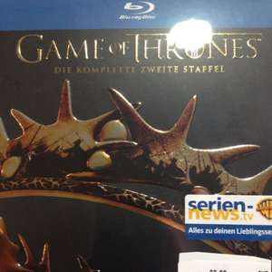 (Lokal MM Erfurt??) Game of Thrones Staffel 2 *Blu-Ray*