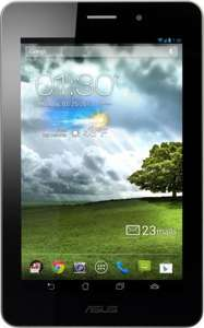 ASUS Fonepad™ 16GB - 7 Zoll - 4.1 Jelly Bean - grau/silber - WiFi+3G mit Telefonfunktion @AMAZON WHD