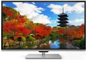 Toshiba 50L7333DG 50 Zoll 3D LED-TV für 666€ @amazon.de + Toshiba BDX4400KE 3D-Blu-ray-Player