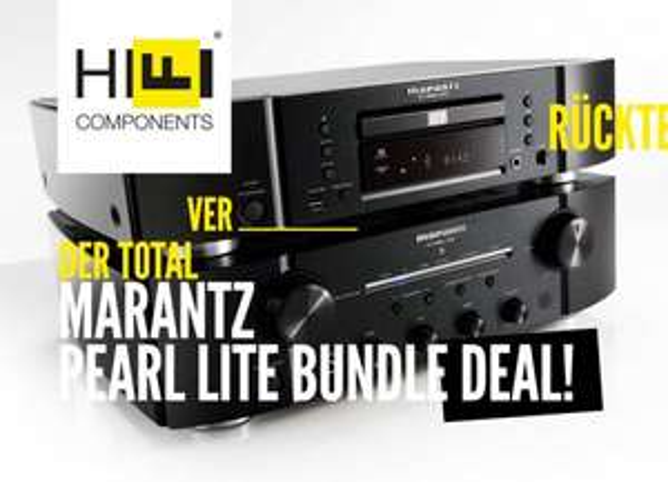 Marantz Verstärker PM-KI Pearl Lite / CD Player SA-KI Pearl je 849 € (statt 1198 bzw. zusammen evtl. für je 799)