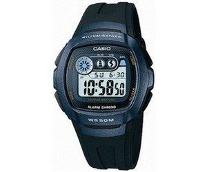 Casio Watch W-210-1BVES @thewatchhut