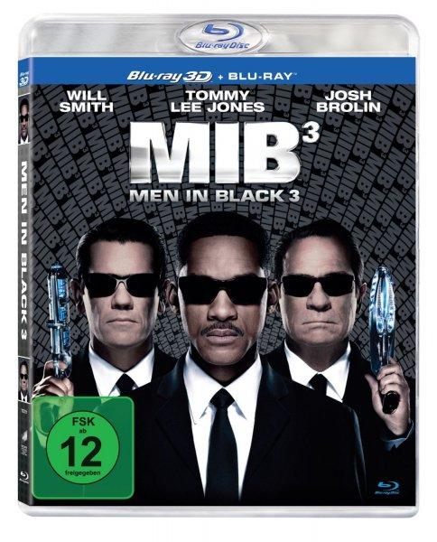 Men in Black 3 [Blu-ray 3D+Blu-ray] für 11,97 €