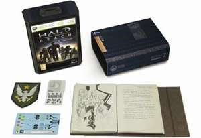 Halo Reach - Limited Edition für 20,53€ @ TheHut.com