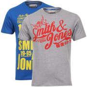 £5 Rabatt auf Smith & Jones Klamotten bei thehut.com